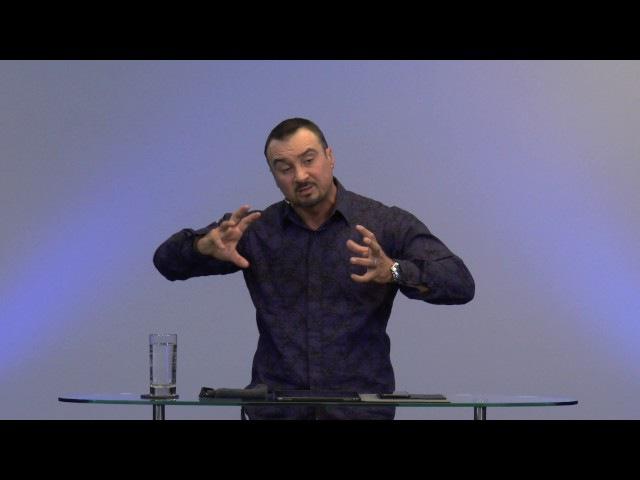Пастор Андрей Шаповалов -