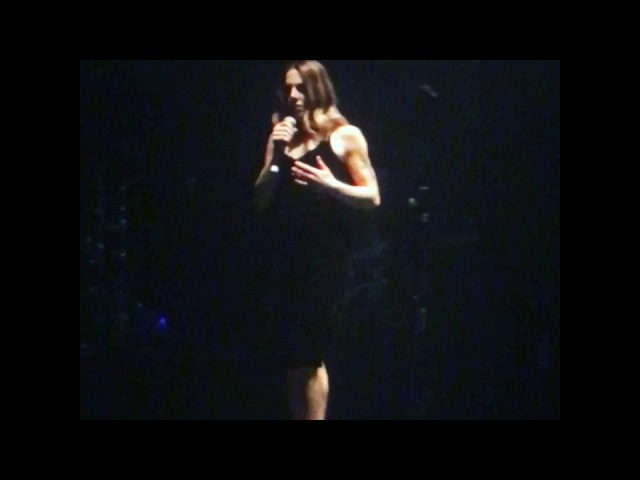 Melanie C - Message for latinamerican fans, Mexico City