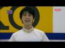 Yuzuru Hanyu (JAPAN)羽生結弦 Short program Grand Prix Rostelecom Cup in Moscow HD 20.10.2017