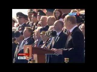 Путин в Севастополе - возвращение домой !