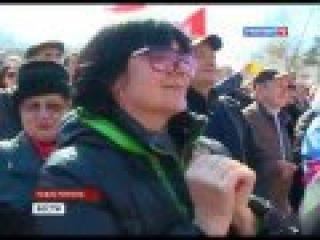 97% жителей Крыма проголосовали за возвращение домой в Россию