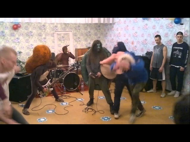 Attack Of The Mad Axeman - 04.04.2016 Грязовец