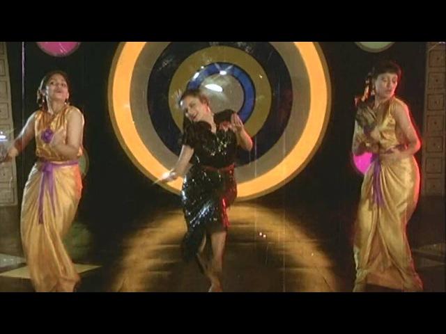 Rekha, Jeetendra - Aa Mein Gulbadan - Locket (1986)