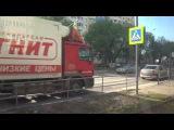 Коломна, трамвай 4, участок Улица Спирина - ТЦ Гелиос