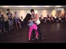 Freddy and Andressa - I'M Zouk 2016 - Miami - Masterclass Demo