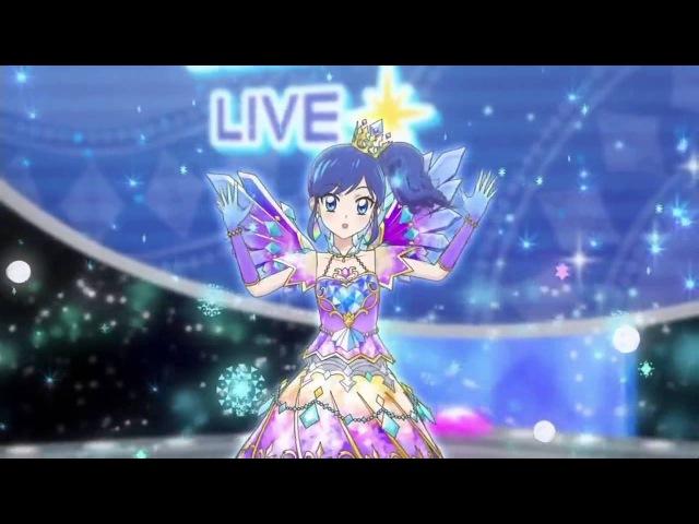 Aikatsu Kiriya Aoi prism spiral Episode 71