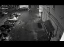 Смотрите как показывает камера HiWatch DS T103 с объективом 2 8mm ночью