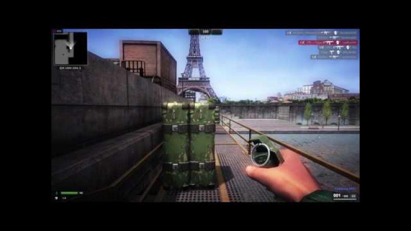 Zula Mata-Mata em Paris fiquei em 7° lugar com 57 Kill e 70 de morte