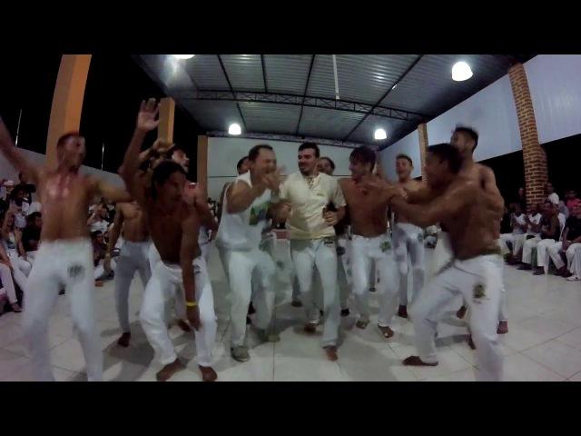 Amigos da Cordão de Ouro 2017 - Capoeira Show
