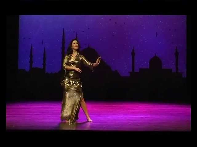 AZIZA Baladi accordion piece- The Cairo arabic music ensemble