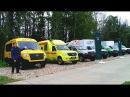 Новые УАЗ Профи ПЛАСТМАССОВЫЙ автобус и реанимация Снаружи и ИЗНУТРИ
