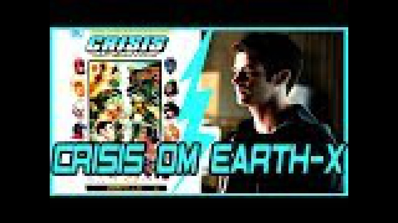 Кризис на Земле X (The Flash) Новости (Флэш)