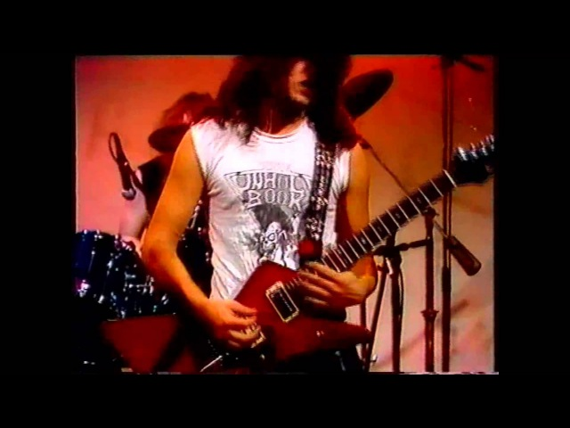 KREATOR - Storm of the Beast - Live at Neudi´s old TV Show 1986 (remastered)