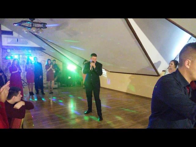 Лекс поёт на свадьбе