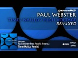 Paul Webster feat. Angelic Amanda - Time (MaRLo Remix)