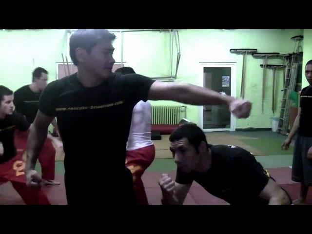Cascade Demo Team and A.R.G.O. Warriors Profilm Team - Prague Workshop 2012