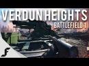 VERDUN HEIGHTS - Battlefield 1 They Shall Not Pass Review