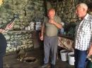 Дача дяди Давида Марани Грузинское вино Квеври DATO Gvino
