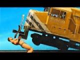 Приколы в GTA 5 WDF 39 Идеальный транспорт