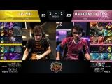 Splyce vs Unicorns of Love   Game 3 S7 EU LCS Spring 2017 Week 10 Day 1   SPY vs UOL G3 W10D1