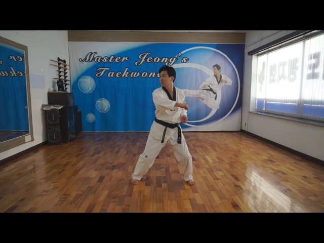 Episode 3 Master Jeong's Taekwondo 태권도청지회중동도장 跆拳道 淸志會 中洞道場