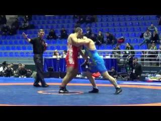 Odikadze (GEO) - JABER (IRI) FS 97 kg World Wrestling Clubs Cup 2016