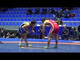 Jatchvadze (GEO) - Sobhan (IRI) FS 70 kg World Wrestling Clubs Cup 2016