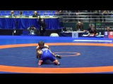 Phartenadze (GEO) - Sermandakh (MGL) 61 kg World Wrestling Clubs Cup 2016