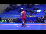 Kelekhsashvili (GEO) - Gholamreza (IRI) 65 kg World Wrestling Clubs Cup 2016