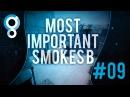 GA CS GO FalleN S01E09 Most important smokes B site