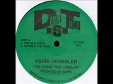 Kerri Chandler - Wheres The Baby