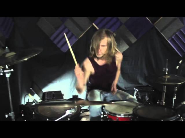 Dylan Wood Mari Voiles - Foo Fighters - The Pretender (Drum Cover)