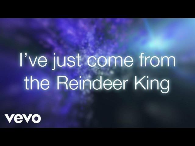 Tori Amos Reindeer King Lyric Video