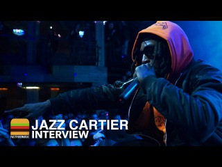 Интервью Jazz Cartier для «Fast Food Music» (Jazz Cartier Interview)