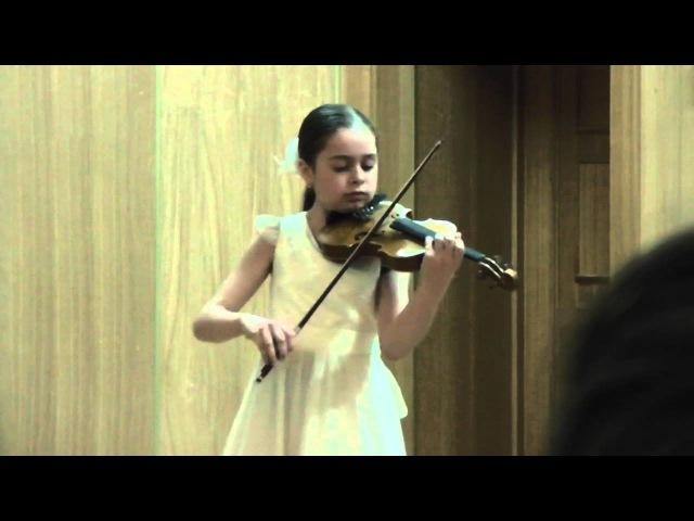 16 Ж Б Акколаи Концерт ля минор