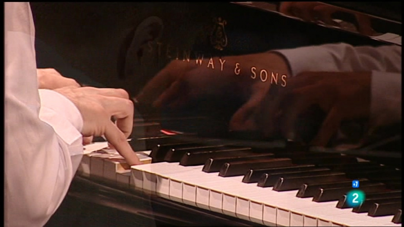 Giovanni Mirabassi Trio Jazz San Javier 2012