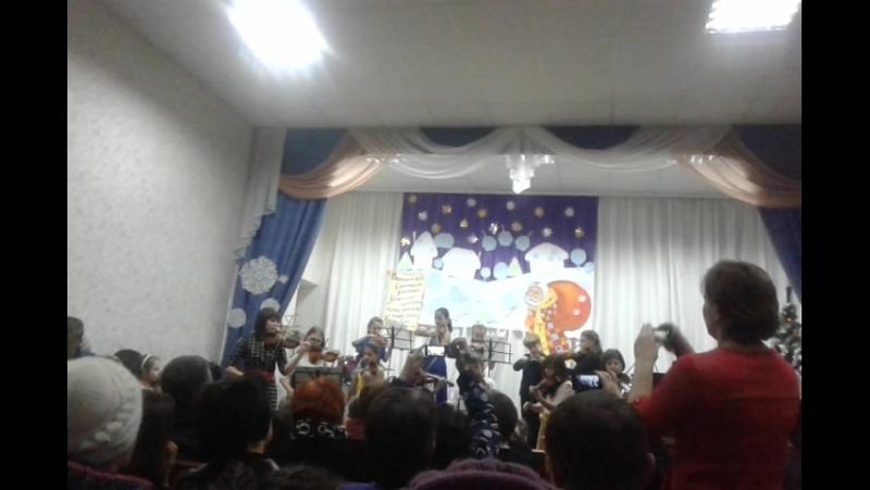 Ферітейл - ансамбль скрипачів, Прилуцька школи мистецтв