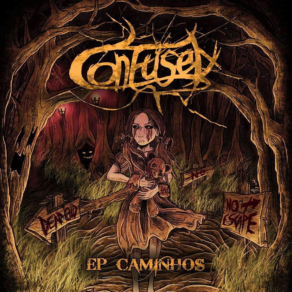 Confused - Caminhos [EP] (2017)