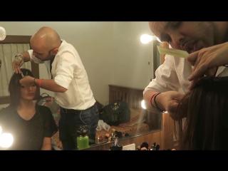 Makeup Challenge with Jacqueline Fernandez ¦ Filmfare Awards 2017