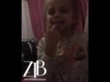 Я казашка девочка с русской мамой и грузином-папой очаровала Казнет (видео)