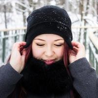Анкета Анастасия Нехаева