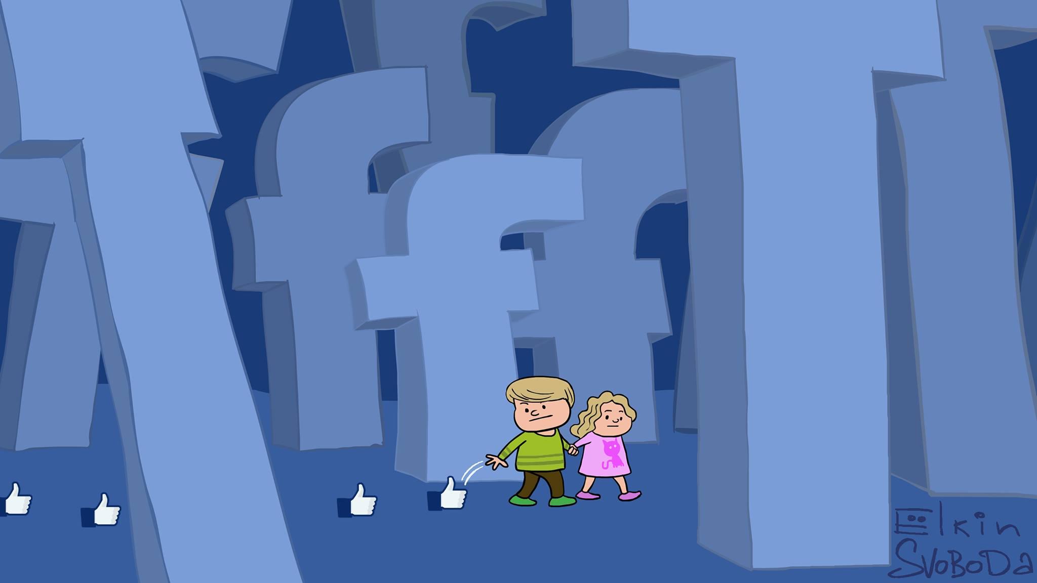 Топ-100 популярных пользователей фейсбука, пишущих на русском языке, на 1 мая 2017 г.