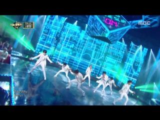 Infinite - BTD [MBC Gayo Daejun 2016.12.31]