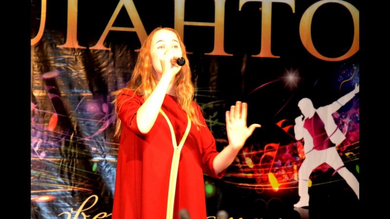 Дарья Шкроба Давай научимся летать Международный вокальный конкурс Звездопад талантов г. Москва