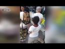 «Демократические» аресты жителей США, которые вышли митинговать против ударов по Сирии.