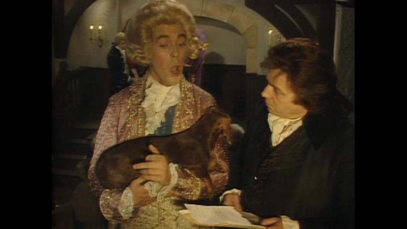 Black Adder the Third - Dish and Dishonesty