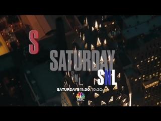 Промо-ролик «Saturday Night Live» с Леди Гагой.