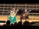 Прокопенко Дарья, Прокопенко Алексей, большой зал филармонии, 4 ноября 2016, испанский танец