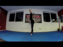 SPIN HOOK KICK TUTORIAL  MAINTENANCE DRILLS FOR TRICKERS