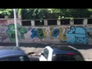Theyre BOMBING in Rome. HipHop... Рим 05.09.2017